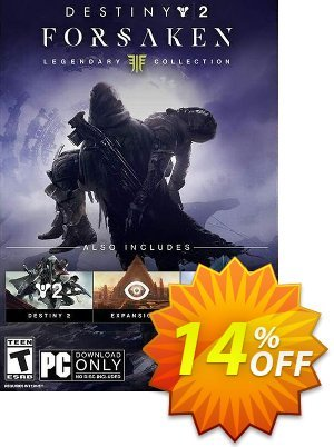 Destiny 2 Forsaken - Legendary Collection PC 프로모션 코드 Destiny 2 Forsaken - Legendary Collection PC Deal 프로모션: Destiny 2 Forsaken - Legendary Collection PC Exclusive Easter Sale offer for iVoicesoft