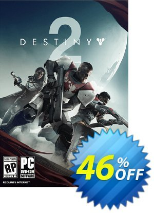 Destiny 2 PC (US) discount coupon Destiny 2 PC (US) Deal - Destiny 2 PC (US) Exclusive Easter Sale offer for iVoicesoft