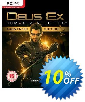 Deus Ex: Human Revolution - Augmented Edition (PC) discount coupon Deus Ex: Human Revolution - Augmented Edition (PC) Deal - Deus Ex: Human Revolution - Augmented Edition (PC) Exclusive Easter Sale offer for iVoicesoft