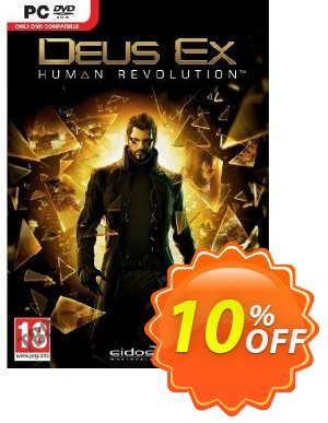 Deus Ex: Human Revolution (PC) discount coupon Deus Ex: Human Revolution (PC) Deal - Deus Ex: Human Revolution (PC) Exclusive Easter Sale offer for iVoicesoft