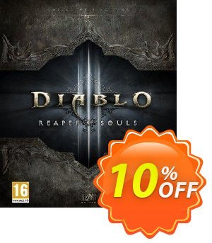 Diablo III 3: Reaper of Souls - Collector's Edition Mac/PC discount coupon Diablo III 3: Reaper of Souls - Collector's Edition Mac/PC Deal - Diablo III 3: Reaper of Souls - Collector's Edition Mac/PC Exclusive Easter Sale offer for iVoicesoft