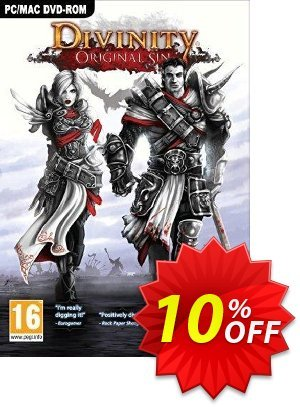 Divinity Original Sin PC Coupon, discount Divinity Original Sin PC Deal. Promotion: Divinity Original Sin PC Exclusive Easter Sale offer for iVoicesoft