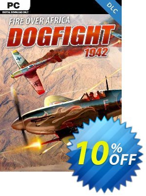 Dogfight 1942 Fire Over Africa PC 프로모션 코드 Dogfight 1942 Fire Over Africa PC Deal 프로모션: Dogfight 1942 Fire Over Africa PC Exclusive Easter Sale offer for iVoicesoft
