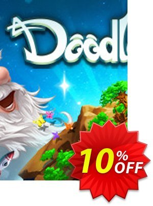 Doodle God PC discount coupon Doodle God PC Deal - Doodle God PC Exclusive Easter Sale offer for iVoicesoft