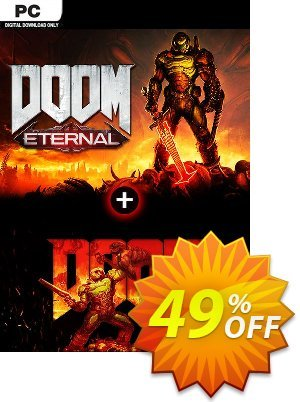 DOOM Bundle PC 프로모션 코드 DOOM Bundle PC Deal 프로모션: DOOM Bundle PC Exclusive Easter Sale offer for iVoicesoft