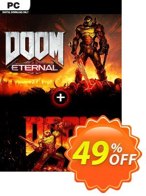 DOOM Bundle PC discount coupon DOOM Bundle PC Deal - DOOM Bundle PC Exclusive Easter Sale offer for iVoicesoft