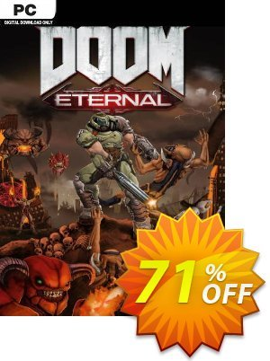 DOOM Eternal PC (AUS/NZ) discount coupon DOOM Eternal PC (AUS/NZ) Deal - DOOM Eternal PC (AUS/NZ) Exclusive Easter Sale offer for iVoicesoft
