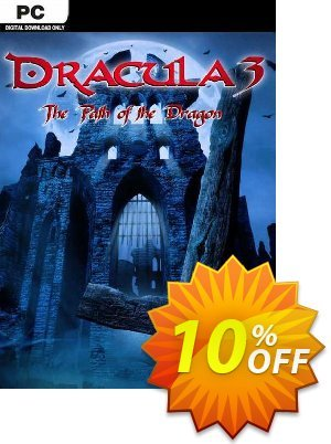 Dracula 3 The Path of the Dragon PC Coupon, discount Dracula 3 The Path of the Dragon PC Deal. Promotion: Dracula 3 The Path of the Dragon PC Exclusive Easter Sale offer for iVoicesoft