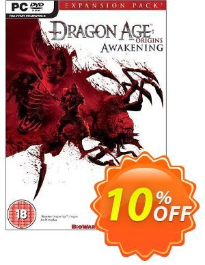 Dragon Age Origins: Awakening (PC) 프로모션 코드 Dragon Age Origins: Awakening (PC) Deal 프로모션: Dragon Age Origins: Awakening (PC) Exclusive Easter Sale offer for iVoicesoft
