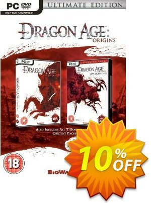 Dragon Age: Origins - Ultimate Edition (PC) Gutschein rabatt Dragon Age: Origins - Ultimate Edition (PC) Deal Aktion: Dragon Age: Origins - Ultimate Edition (PC) Exclusive Easter Sale offer for iVoicesoft