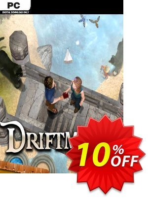 Driftmoon PC 프로모션 코드 Driftmoon PC Deal 프로모션: Driftmoon PC Exclusive Easter Sale offer for iVoicesoft