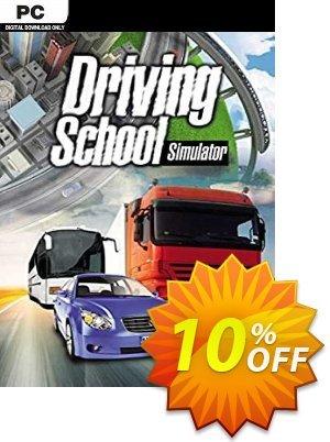 Driving School Simulator PC 優惠券,折扣碼 Driving School Simulator PC Deal,促銷代碼: Driving School Simulator PC Exclusive Easter Sale offer for iVoicesoft