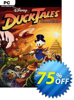 Ducktales: Remastered PC Coupon discount Ducktales: Remastered PC Deal. Promotion: Ducktales: Remastered PC Exclusive Easter Sale offer for iVoicesoft