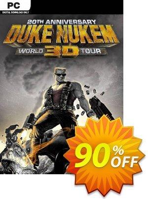 Duke Nukem 3D: 20th Anniversary World Tour PC Coupon discount Duke Nukem 3D: 20th Anniversary World Tour PC Deal. Promotion: Duke Nukem 3D: 20th Anniversary World Tour PC Exclusive Easter Sale offer for iVoicesoft
