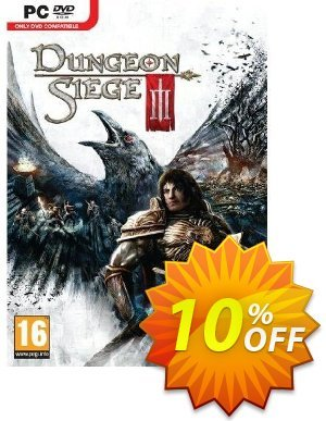 Dungeon Siege 3 (PC) 프로모션 코드 Dungeon Siege 3 (PC) Deal 프로모션: Dungeon Siege 3 (PC) Exclusive Easter Sale offer for iVoicesoft