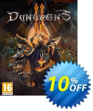 Dungeons 2 PC discount coupon Dungeons 2 PC Deal - Dungeons 2 PC Exclusive Easter Sale offer for iVoicesoft