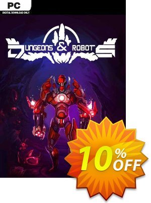 Dungeons and Robots PC discount coupon Dungeons and Robots PC Deal - Dungeons and Robots PC Exclusive Easter Sale offer for iVoicesoft