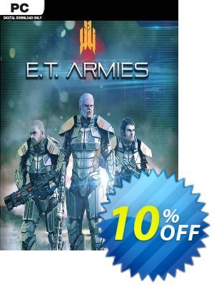 E.T. Armies PC Coupon, discount E.T. Armies PC Deal. Promotion: E.T. Armies PC Exclusive Easter Sale offer for iVoicesoft