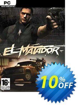 El Matador PC 프로모션 코드 El Matador PC Deal 프로모션: El Matador PC Exclusive Easter Sale offer for iVoicesoft