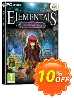 Elementals: The Magic Key (PC) 프로모션 코드 Elementals: The Magic Key (PC) Deal 프로모션: Elementals: The Magic Key (PC) Exclusive Easter Sale offer for iVoicesoft