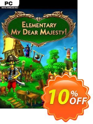 Elementary My Dear Majesty! PC Coupon discount Elementary My Dear Majesty! PC Deal. Promotion: Elementary My Dear Majesty! PC Exclusive Easter Sale offer for iVoicesoft