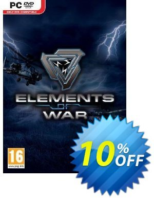 Elements of War (PC) Coupon discount Elements of War (PC) Deal. Promotion: Elements of War (PC) Exclusive Easter Sale offer for iVoicesoft
