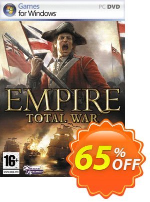 Empire: Total War (PC) Coupon discount Empire: Total War (PC) Deal. Promotion: Empire: Total War (PC) Exclusive Easter Sale offer for iVoicesoft