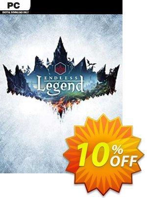 Endless Legend PC Coupon discount Endless Legend PC Deal. Promotion: Endless Legend PC Exclusive Easter Sale offer for iVoicesoft