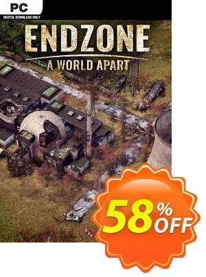 Endzone - A World Apart PC Coupon discount Endzone - A World Apart PC Deal. Promotion: Endzone - A World Apart PC Exclusive Easter Sale offer for iVoicesoft