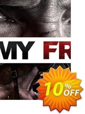 Enemy Front PC 프로모션 코드 Enemy Front PC Deal 프로모션: Enemy Front PC Exclusive Easter Sale offer for iVoicesoft