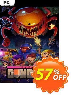 Enter the Gungeon PC 프로모션 코드 Enter the Gungeon PC Deal 프로모션: Enter the Gungeon PC Exclusive Easter Sale offer for iVoicesoft