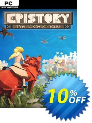 Epistory Typing Chronicles PC 프로모션 코드 Epistory Typing Chronicles PC Deal 프로모션: Epistory Typing Chronicles PC Exclusive Easter Sale offer for iVoicesoft
