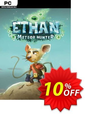 Ethan Meteor Hunter PC Coupon discount Ethan Meteor Hunter PC Deal. Promotion: Ethan Meteor Hunter PC Exclusive Easter Sale offer for iVoicesoft
