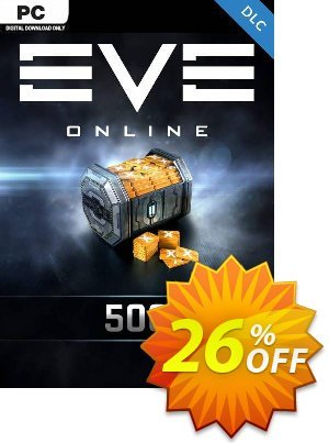 EVE Online - 500 Plex Card PC discount coupon EVE Online - 500 Plex Card PC Deal - EVE Online - 500 Plex Card PC Exclusive Easter Sale offer for iVoicesoft