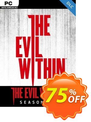 The Evil Within Season Pass PC discount coupon The Evil Within Season Pass PC Deal - The Evil Within Season Pass PC Exclusive Easter Sale offer for iVoicesoft