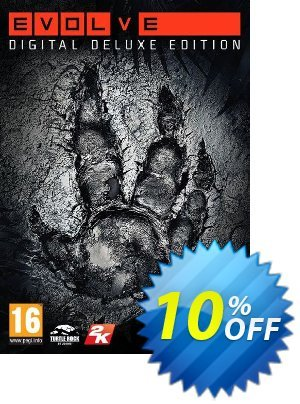 Evolve Digital Deluxe PC 優惠券,折扣碼 Evolve Digital Deluxe PC Deal,促銷代碼: Evolve Digital Deluxe PC Exclusive Easter Sale offer for iVoicesoft
