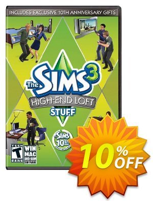 The Sims 3: High End Loft Stuff PC discount coupon The Sims 3: High End Loft Stuff PC Deal - The Sims 3: High End Loft Stuff PC Exclusive offer for iVoicesoft