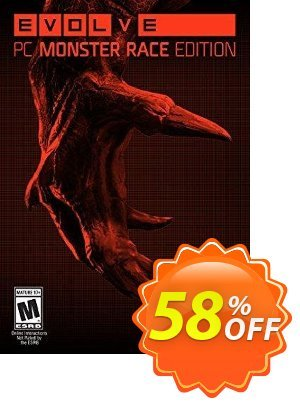 Evolve PC Monster Race PC discount coupon Evolve PC Monster Race PC Deal - Evolve PC Monster Race PC Exclusive Easter Sale offer for iVoicesoft