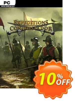 Expeditions Conquistador PC 優惠券,折扣碼 Expeditions Conquistador PC Deal,促銷代碼: Expeditions Conquistador PC Exclusive Easter Sale offer for iVoicesoft