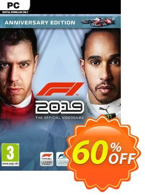 F1 2019 Anniversary Edition PC Coupon discount F1 2019 Anniversary Edition PC Deal. Promotion: F1 2019 Anniversary Edition PC Exclusive Easter Sale offer for iVoicesoft