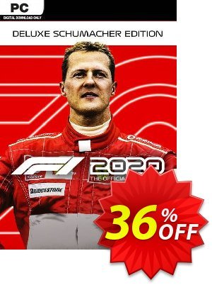 F1 2020 Schumacher Edition PC Coupon discount F1 2020 Schumacher Edition PC Deal. Promotion: F1 2020 Schumacher Edition PC Exclusive Easter Sale offer for iVoicesoft