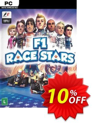 F1 RACE STARS PC 프로모션 코드 F1 RACE STARS PC Deal 프로모션: F1 RACE STARS PC Exclusive Easter Sale offer for iVoicesoft