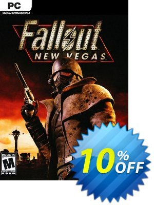 Fallout: New Vegas (PC) discount coupon Fallout: New Vegas (PC) Deal - Fallout: New Vegas (PC) Exclusive Easter Sale offer for iVoicesoft