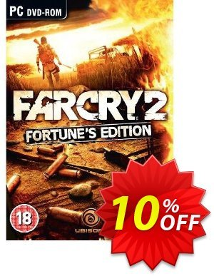 Far Cry 2 - Complete Edition (PC) discount coupon Far Cry 2 - Complete Edition (PC) Deal - Far Cry 2 - Complete Edition (PC) Exclusive Easter Sale offer for iVoicesoft
