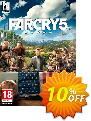 Far Cry 5 PC + DLC discount coupon Far Cry 5 PC + DLC Deal - Far Cry 5 PC + DLC Exclusive Easter Sale offer for iVoicesoft