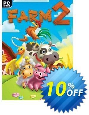 Farm 2 (PC) 優惠券,折扣碼 Farm 2 (PC) Deal,促銷代碼: Farm 2 (PC) Exclusive Easter Sale offer for iVoicesoft