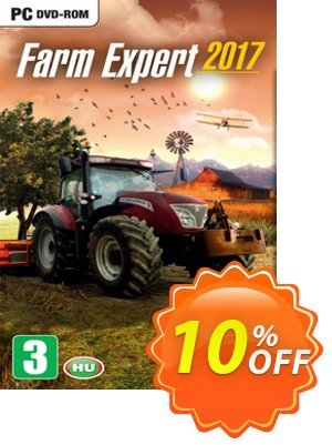 Farm Expert 2017 PC 優惠券,折扣碼 Farm Expert 2017 PC Deal,促銷代碼: Farm Expert 2017 PC Exclusive Easter Sale offer for iVoicesoft