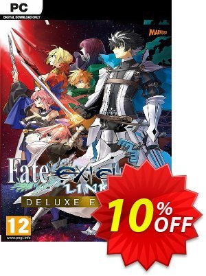 Fate/Extella Link Deluxe Edition PC discount coupon Fate/Extella Link Deluxe Edition PC Deal - Fate/Extella Link Deluxe Edition PC Exclusive Easter Sale offer for iVoicesoft