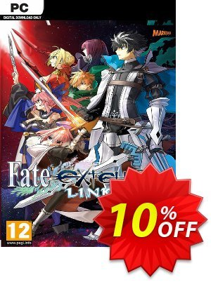 Fate/Extella Link PC 優惠券,折扣碼 Fate/Extella Link PC Deal,促銷代碼: Fate/Extella Link PC Exclusive Easter Sale offer for iVoicesoft