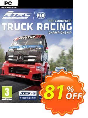 FIA European Truck Racing Championship PC 프로모션 코드 FIA European Truck Racing Championship PC Deal 프로모션: FIA European Truck Racing Championship PC Exclusive Easter Sale offer for iVoicesoft